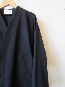 WORK DRESS COAT