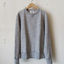GG Sweat Crewneck (Heather Gray)