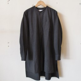 ATELIER SMOCK (charcoal top)