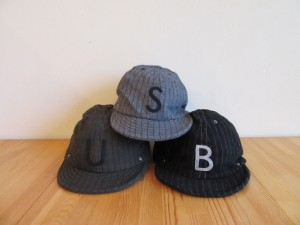 BALL CAP  - STRIPE -