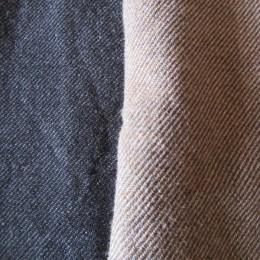 (ひだりから)charcoal top, beige top になります。