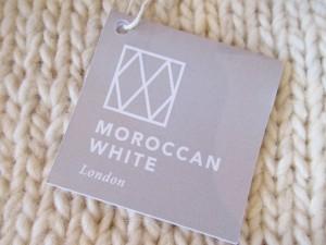 MOROCCAN WHITE