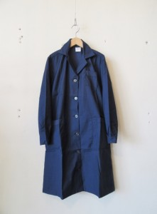 80's FRENCH ARMY WORK COAT