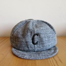 Dotsume Baseball Cap (C/#29 Charcoal)