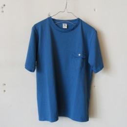 Pocket T-Shirt (C/#12 Colombia Blue)