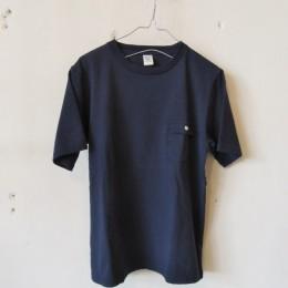 Pocket T-Shirt (C/#01 Navy)