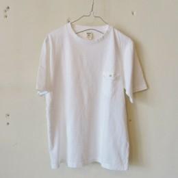 Pocket T-Shirt (C/#10 White)