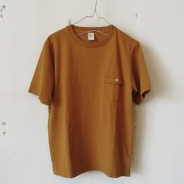 Pocket T-Shirt (C/#23 Old Gold)