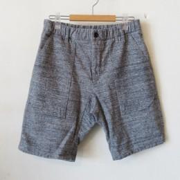 Dotsume Shorts (C/#29 Charcoal)