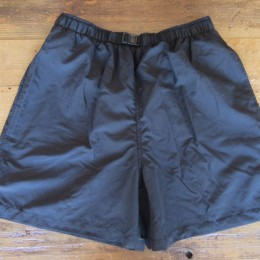 Microfiber All Purpose Shorts (BLACK)