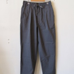 1 Tuck Wide Easy Trousers (CHARCOAL)