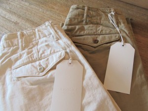 Type45 Chino Trousers - Wide Fit -