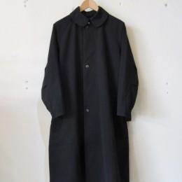 cover coat (BLACK)