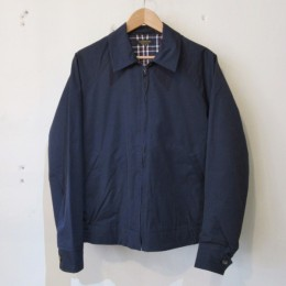 Harrington Jacket (DK.NAVY)