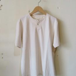 Henleyneck T-Shirt (Kinari)