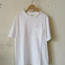 Pocket T-Shirt (White)