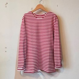 RUSSIAN ARMY L/S (RED)