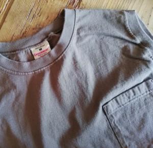 そうなんです!おなじみのTシャツがボディなんです!!。