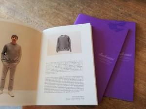 ちなみに「F&W 2020 look book」 も届きましたよ~。(ご興味がございましたらこちらも是非!。)