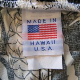 で、MADE IN HAWAII