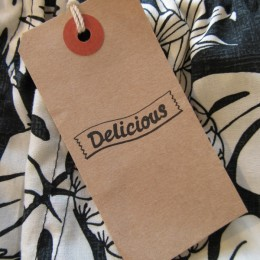 「DELICIOUS」さんと、