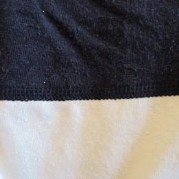 縫い合わせてつくられた拘りの1枚に仕上がってますよ。 (・・わかりますかね?。)