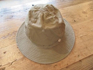 HUNTER HAT -VENTILE-