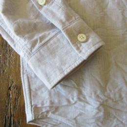 袖や裾はこんな感じです。