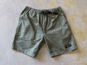 Climbing Shorts (GRN)