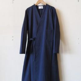 WORK DRESS COAT (NAVY)