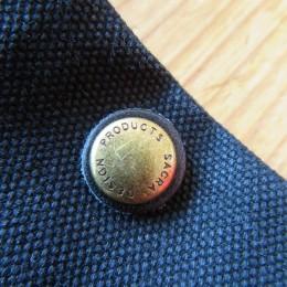 スナップボタンや金具に使用されている・・