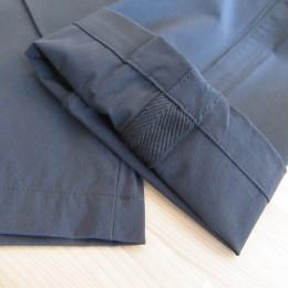 裏側に綿テープを縫い付けることでいい具合に「ぎゅっ」とパッカリングしてくれそうです。