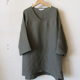 Hockey Shirt (Olive)