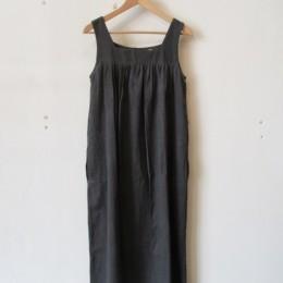 No sleeve Dress (gray)