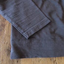 袖は(シンプルに。)こんな感じになります。