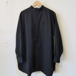 housedress shirts (DEEP BLACK)