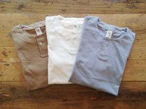 JM5013 Henleyneck L/S T-Shirt