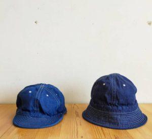 (ひだりから)STANDARD KOME CAP, BELL HAT になります。