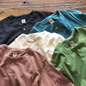 JM5713 Henleyneck T-Shirt