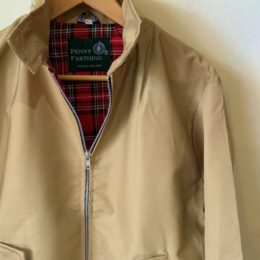 Classic Harrington Jacket