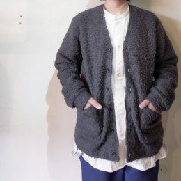 モデル:キミコさん 158cm/着用サイズ:S